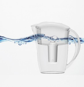 filtered water jug