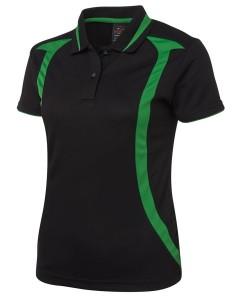 ladies sports polo shirt