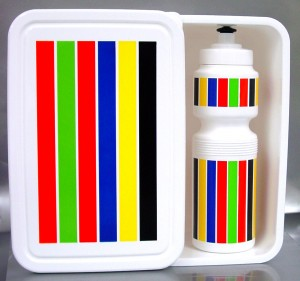 Striped Lunchbox