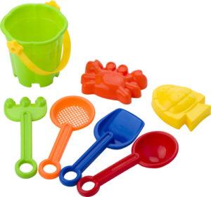Beach Bucket Contents