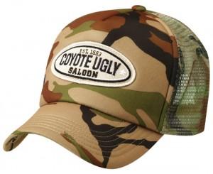 Camouflage Trucker Caps Bongo