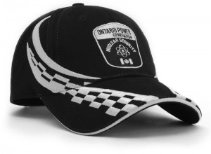Checkered Racing Caps