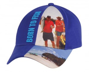 Full Colour Printed Cap Bongo