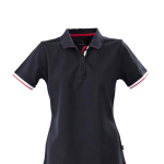 antreville ladies navy polo