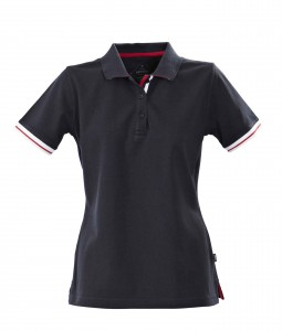 antreville navy polo shirt