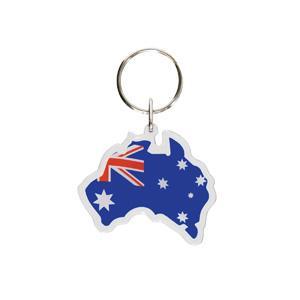 Aussie Themed Keyrings & Pins