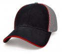 black red grey