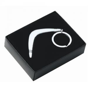 boomerang keyring box