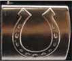 horseshoe buckle