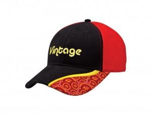 indigenous design caps bongo