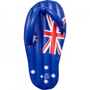 Promotional Inflatable Aussie Thong Bongo