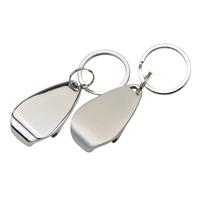 silver keyring bottle opener bongo