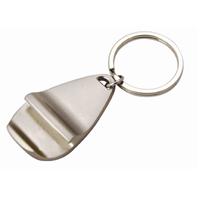 silver keyring bottle opener