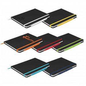 notebook-with-elastic-closure