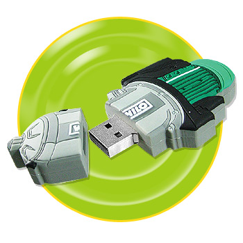 Custom Made Flash Drives