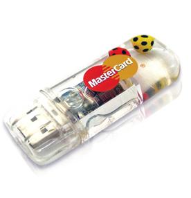 Liquid USB Flash Drives