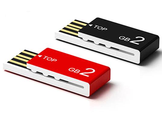 Slimline Mini USBs