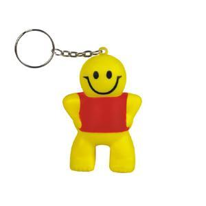 Stress Shape Keyrings