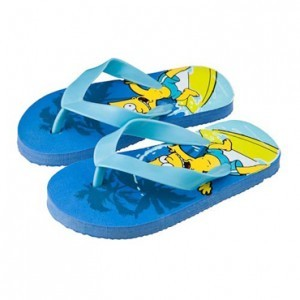 Childrens Flip Flop Thongs Bongo