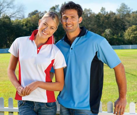 Active Polo Shirts