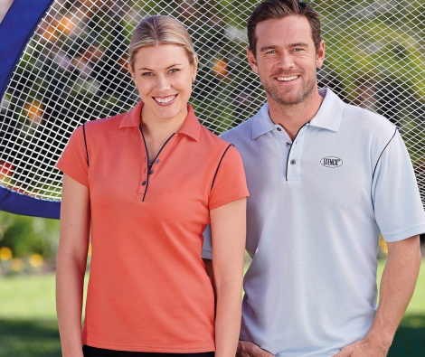 Bio Weave Polo Shirt