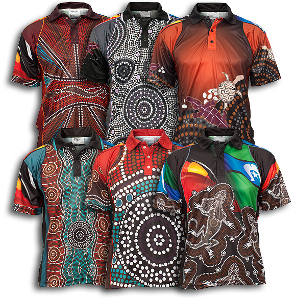 Aboriginal indigenous clothing for Design t shirts online australia