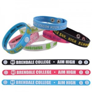 adjustable wristbands
