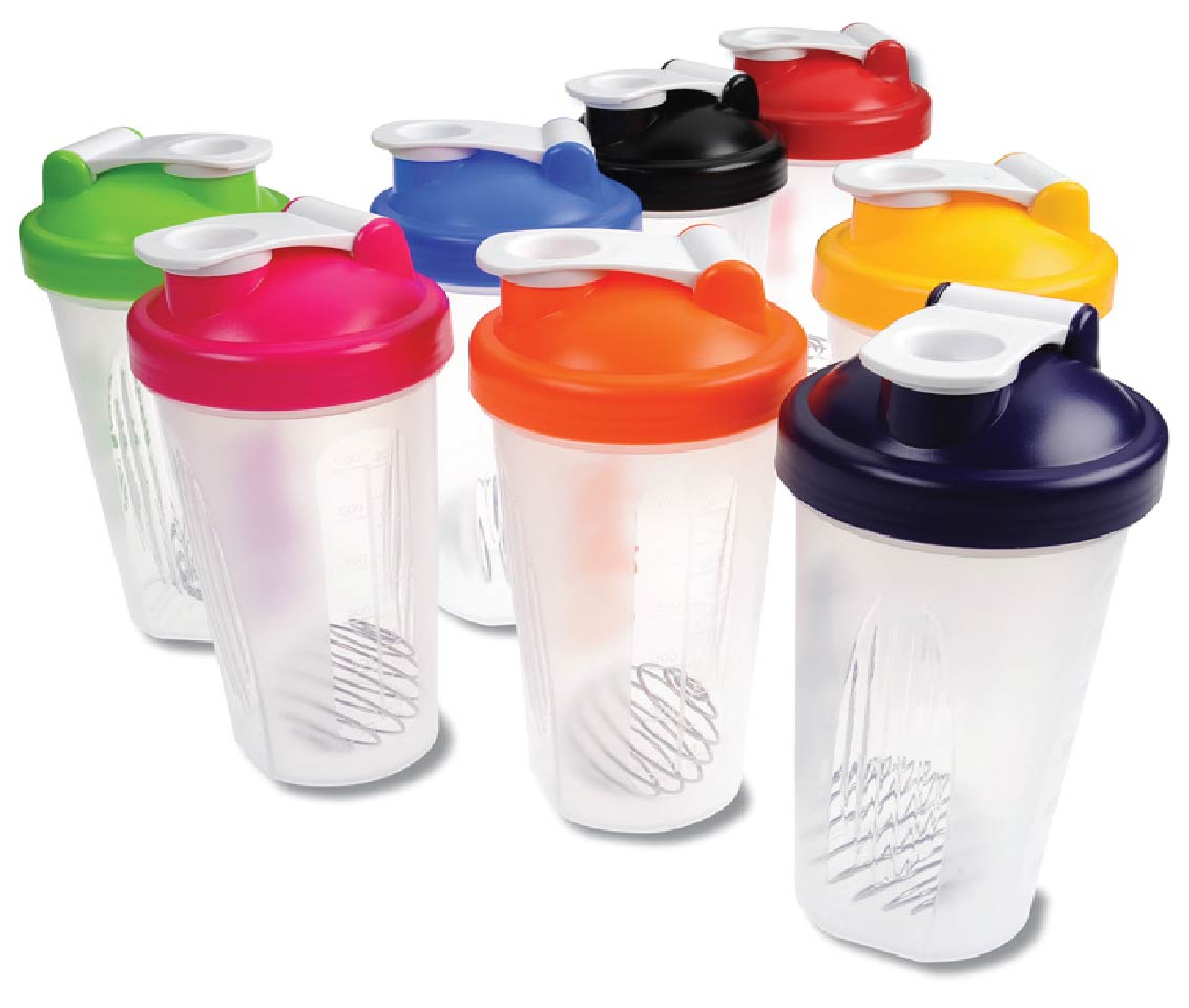 Protein Shaker Logo: Promotional Protein Shakers