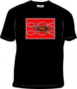 Aboriginal Platypus Shirts