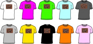 Aboriginal Snake Design Shirts Bongo - small images