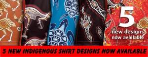 Indigenous shirt designs new Bongo