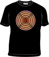 Aboriginal Design T-Shirts 194cd58f4ef