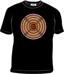 aboriginal design t-shirts