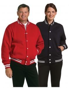 College Fleecy Jacket Bongo