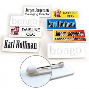 Name ID Badges