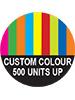 custom colours 500 + bongo