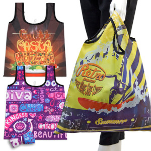 short handle shopping bags