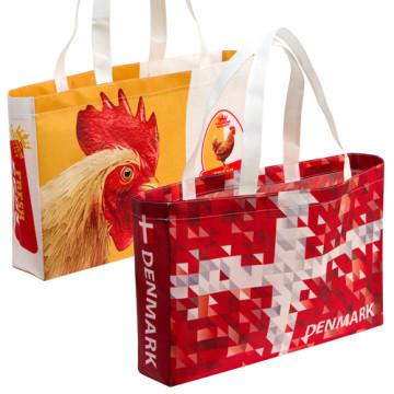 Printed Shopper Bags Bongo