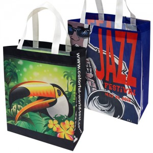 Full Colour Printed Bags