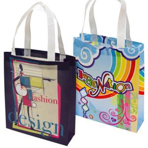printed fashion bags