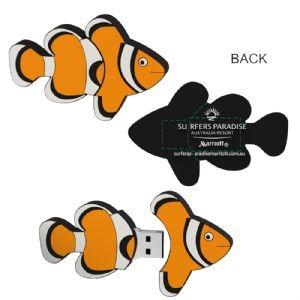 Fish Flash Drive USB