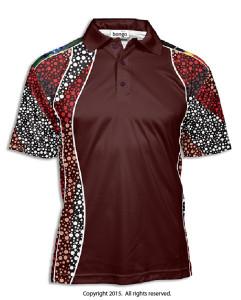 Indigenous Brindabella Polo Shirt