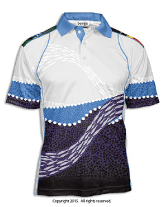 Indigenous Magura Polo Shirt