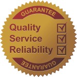 Quality Service Reliability Guarantee Red