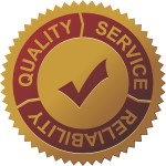 Quality Service Reliability Red
