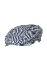 Striped Driver Cap