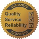 Quality-Service-Reliability-Guarantee