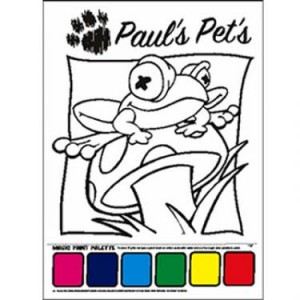 Paint Sheets