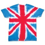 England Tie Dye T-shirts