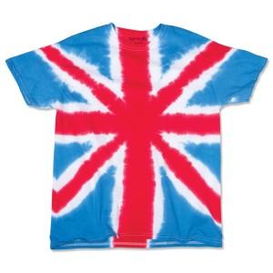 b449250b4a98 Promotional England Tie Dye T-shirts - Bongo